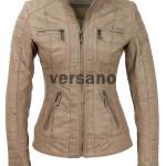 versano-dames-leatherlook-jas-camel-LR318-voor