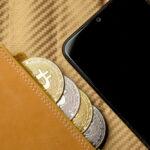 Oog op de bitcoin koers houden